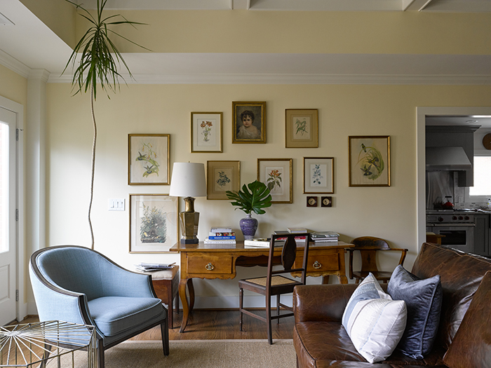 Bruce-Moffett-Home-Tour-living-room-gallery-wall.
