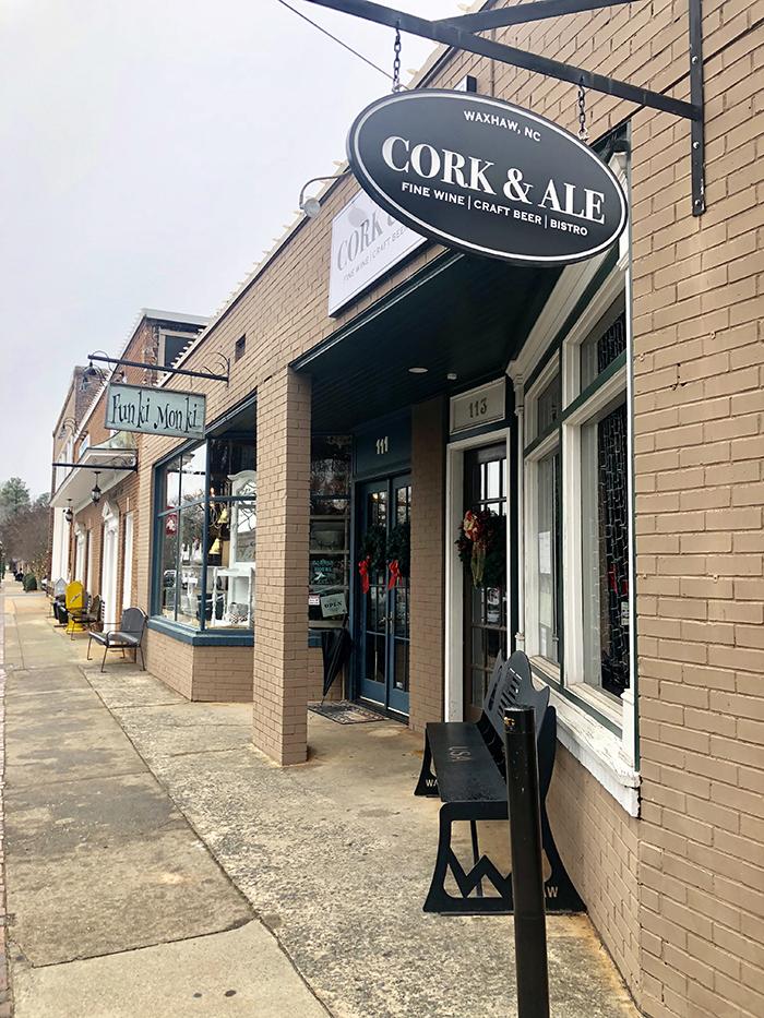 Cork & Ale Waxhaw