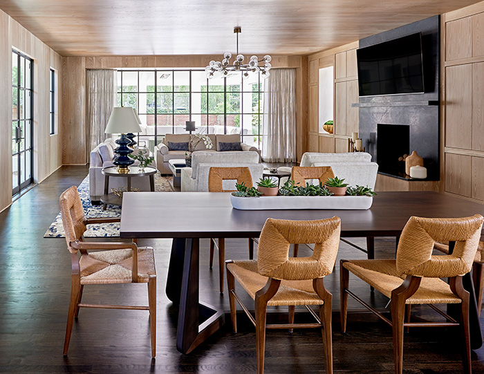 Home of the Year 2019 creative design informal dining