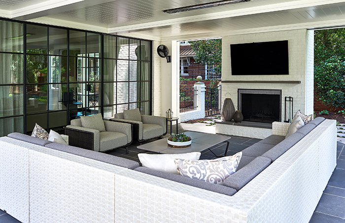 Home of the Year 2019 creative design patio