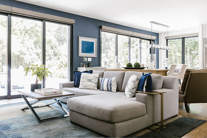 Home of the Year 2019 dramatic transformation living room