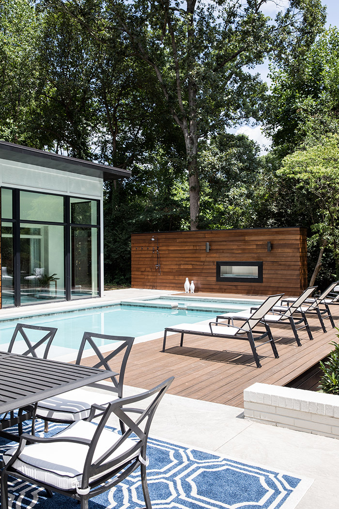 Home of the Year 2019 dramatic transformation pool