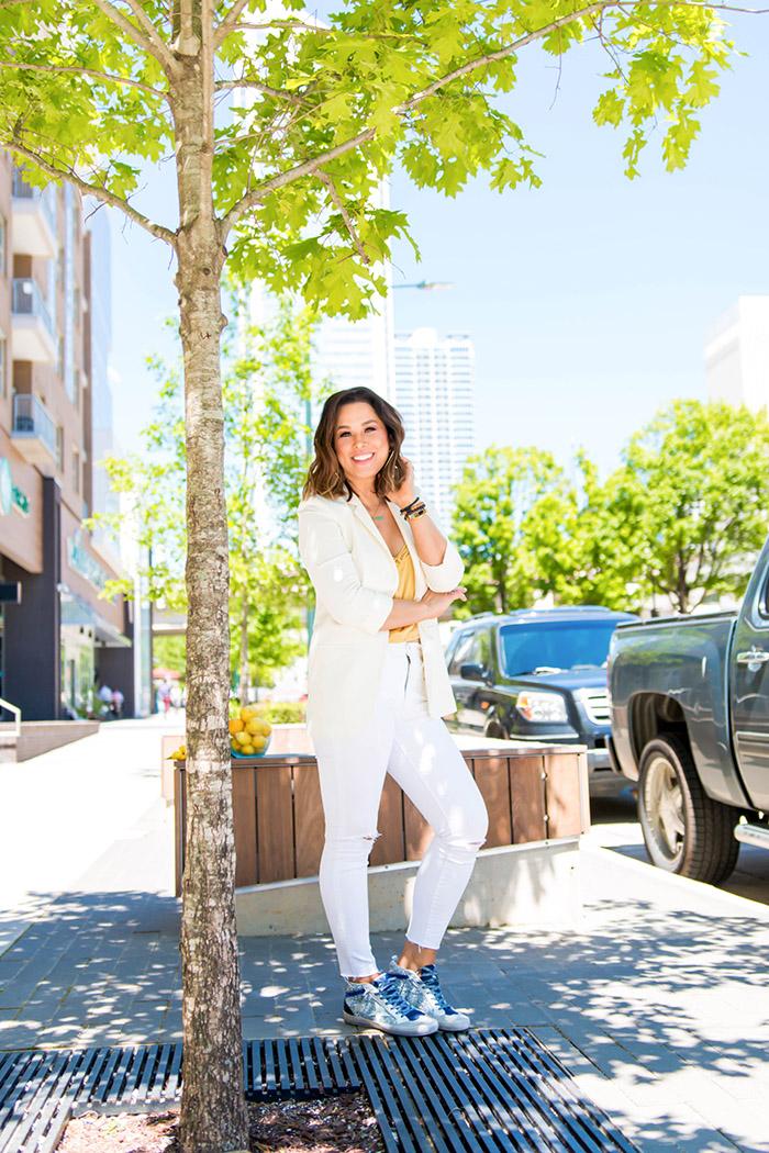 Lemon Love founder Tracy Martin