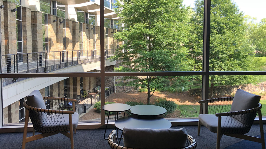 New: Take a look inside The Talent Hub at Lowe's HQ