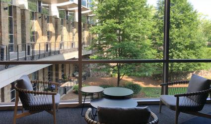 New: Take a look inside The Talent Hub at Lowe's HQ