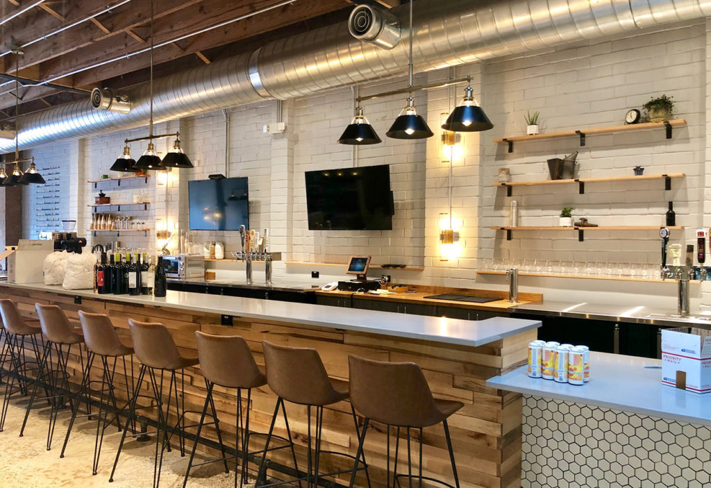 Go inside: The Hobbyist, a beautifully designed coffee and bottle shop, now open in Villa Heights