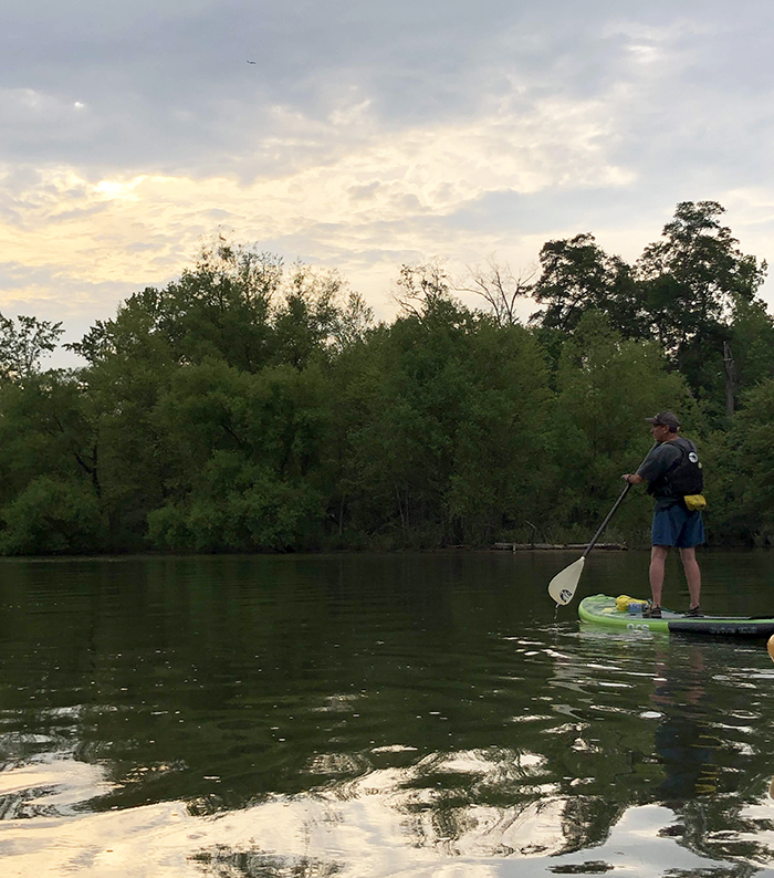 paddle board charlotte whitewater