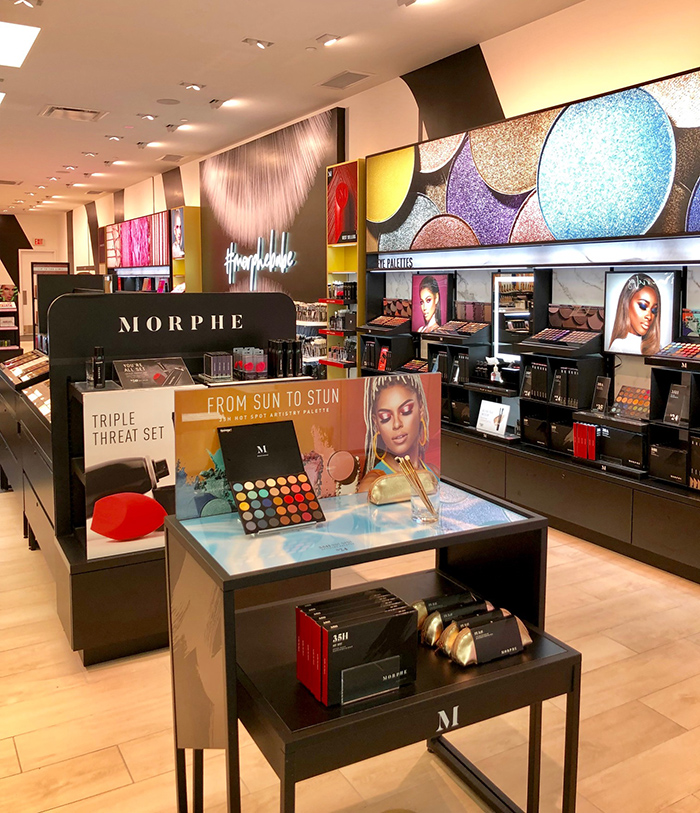 selection at morphe southpark mall