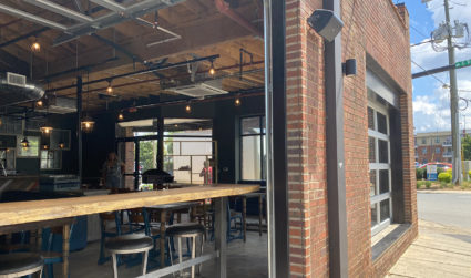 VANA, a new restaurant from the team behind Bardo, opens soon in South End