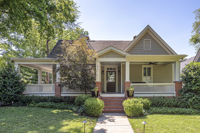 1915 Springdale Ave. dilworth home tour