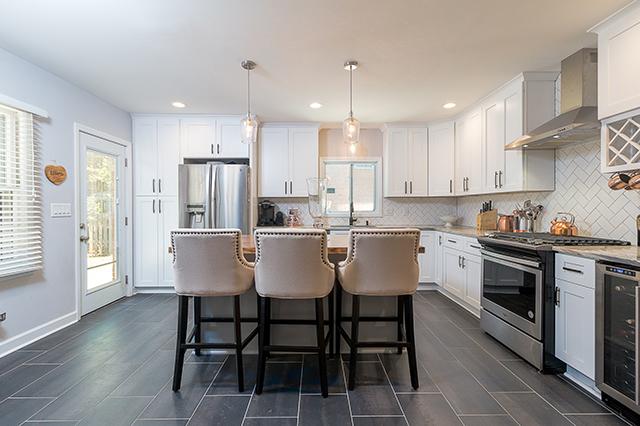 6324 Honegger Drive kitchen