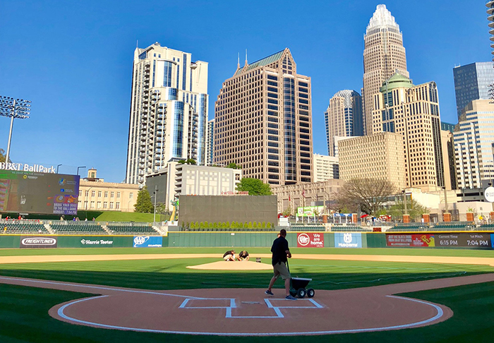 BBT-baseball ballpark in charlotte