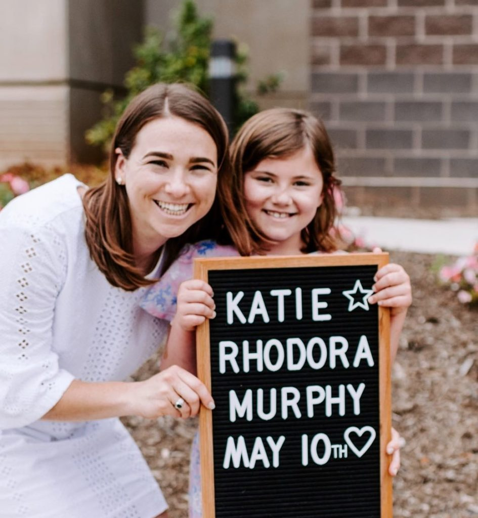 Meet a 27-year-old woman who decided to foster and then adopted a 7-year-old girl