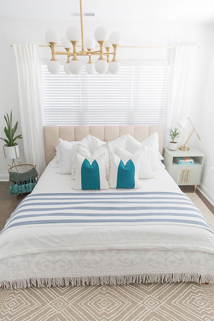 Mckenna Bleu guest room