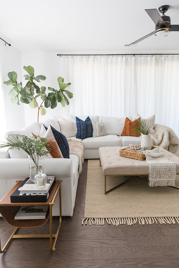 Mckenna Bleu living room