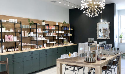 Natural beauty and wellness shop named Selenite Beauty opening February 1 near Girl Tribe in South End