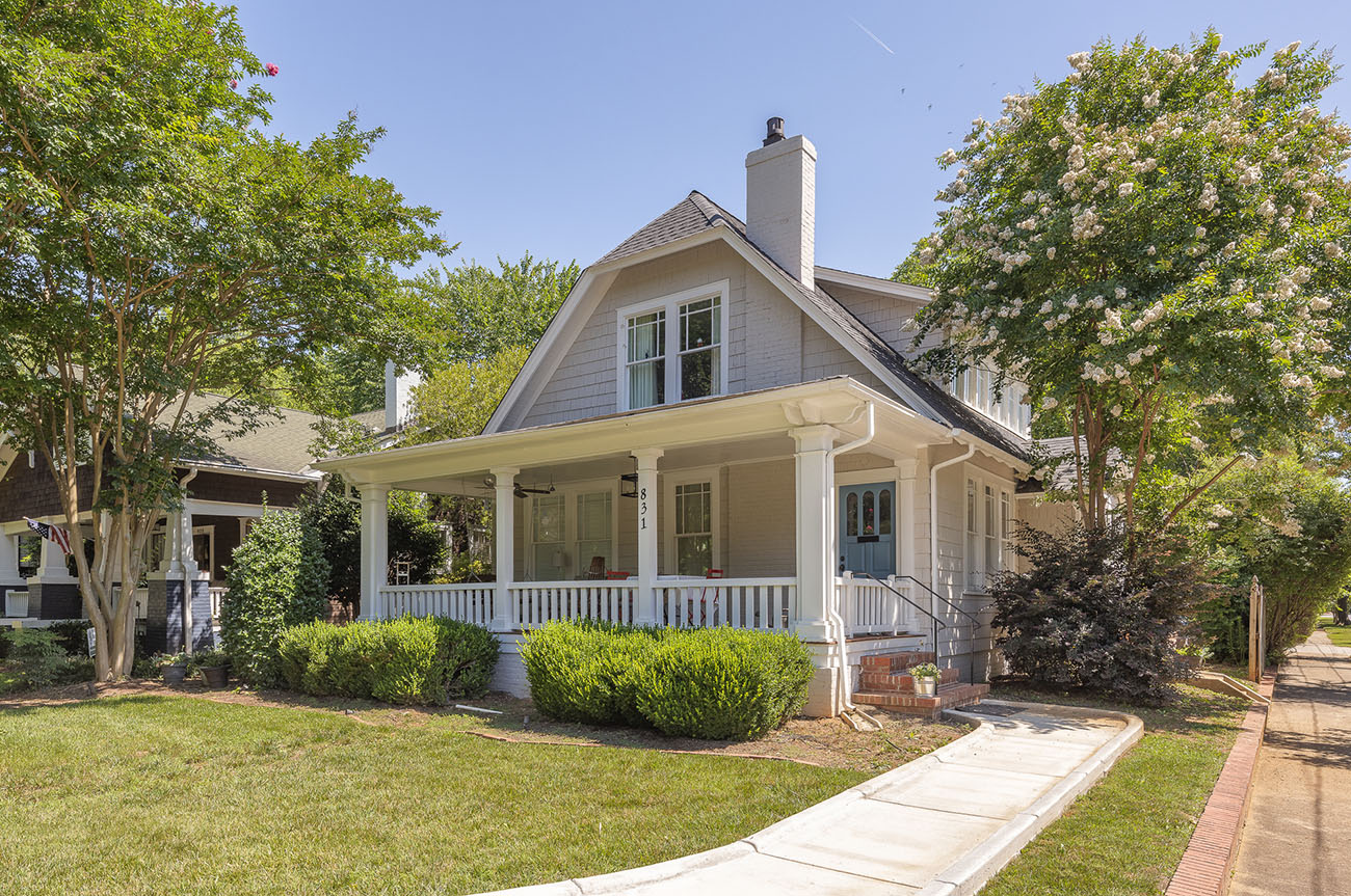 See all 7 homes on the 47th annual Dilworth Home Tour — tickets now on sale