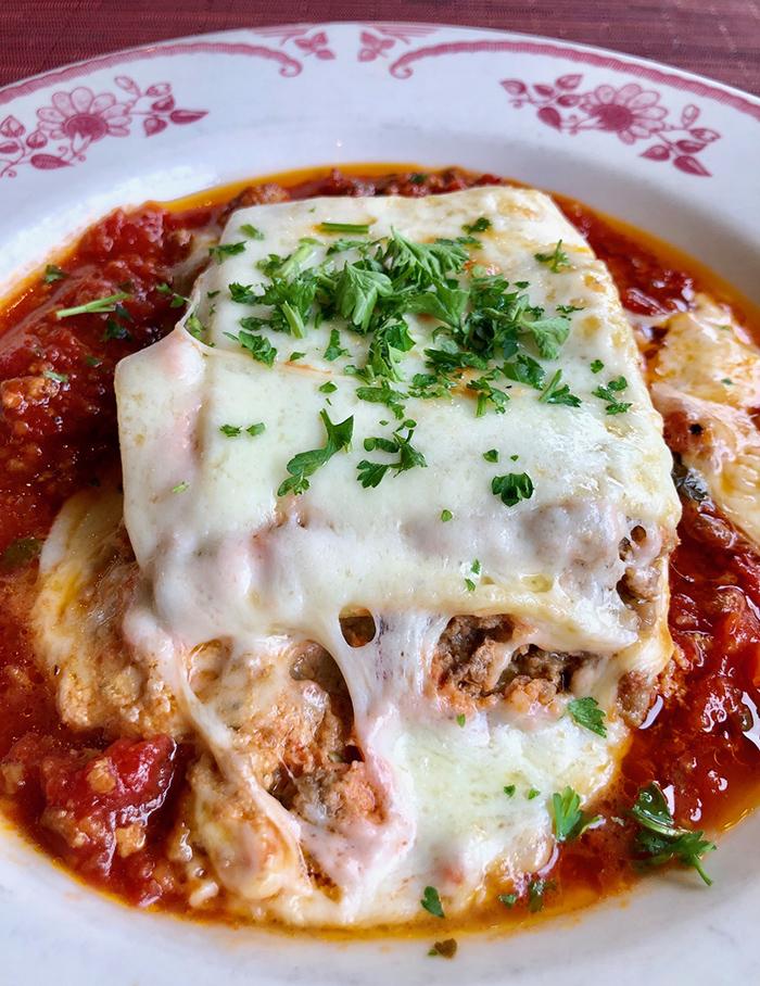 lasagna pasta mama ricotta's charlotte