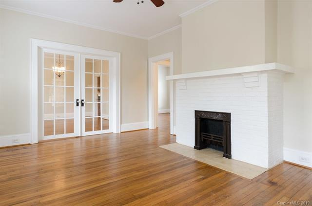 509 E. Tremont fireplace