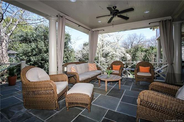 735 Hempstead Place open houses veranda