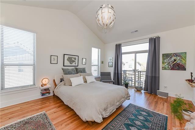 914 Steel House bedroom