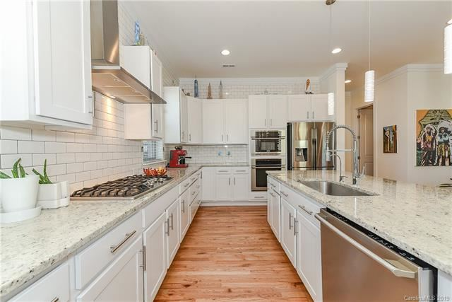 914 Steel House kitchen