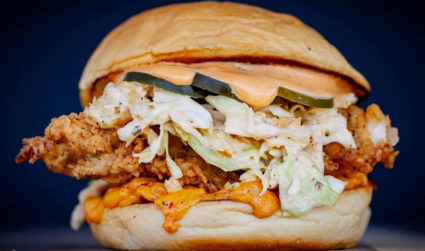 Charleston-based fried chicken sandwich concept named Boxcar Betty's opening in Optimist Hall