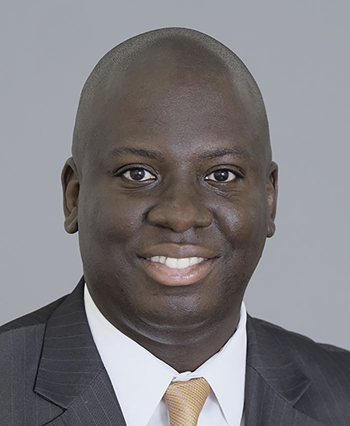 Earnest Winston, superintendent of Charlotte Mecklenburg Schools