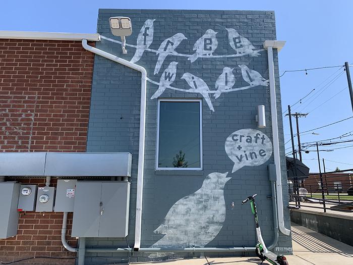 Free Will Craft & Vine is now open in NoDa next to Divine Barrel