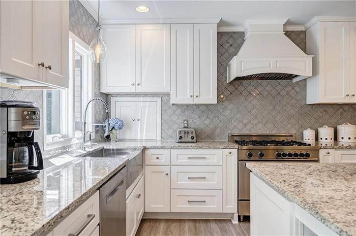 Hickory mediterranean renovation kitchen 2