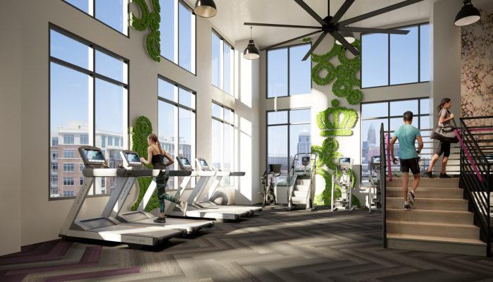 Novel-Atherton_Fitness-Center