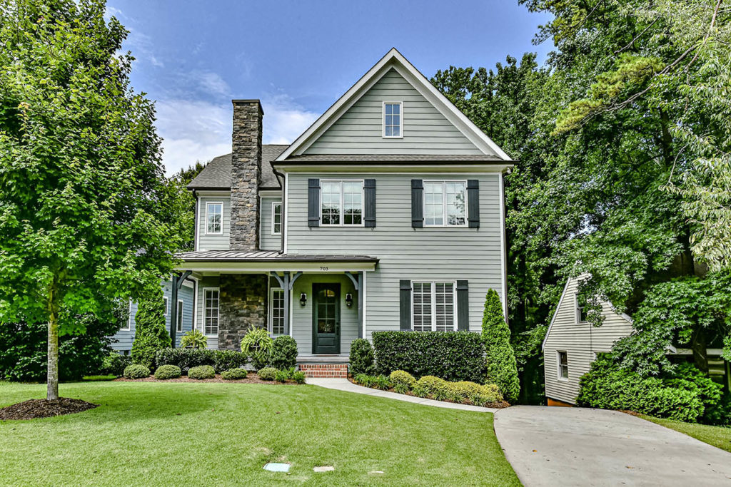 Housing hunting? Top 10 open houses this weekend — including a Myers Park gem on Hampton Avenue