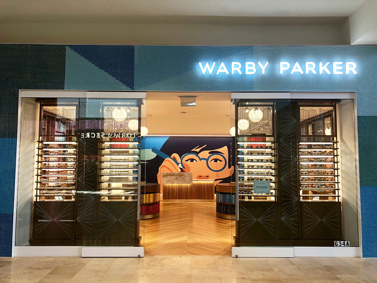 See inside: Warby Parker opening in SouthPark mall on Saturday — they'll have free Jeni's to celebrate