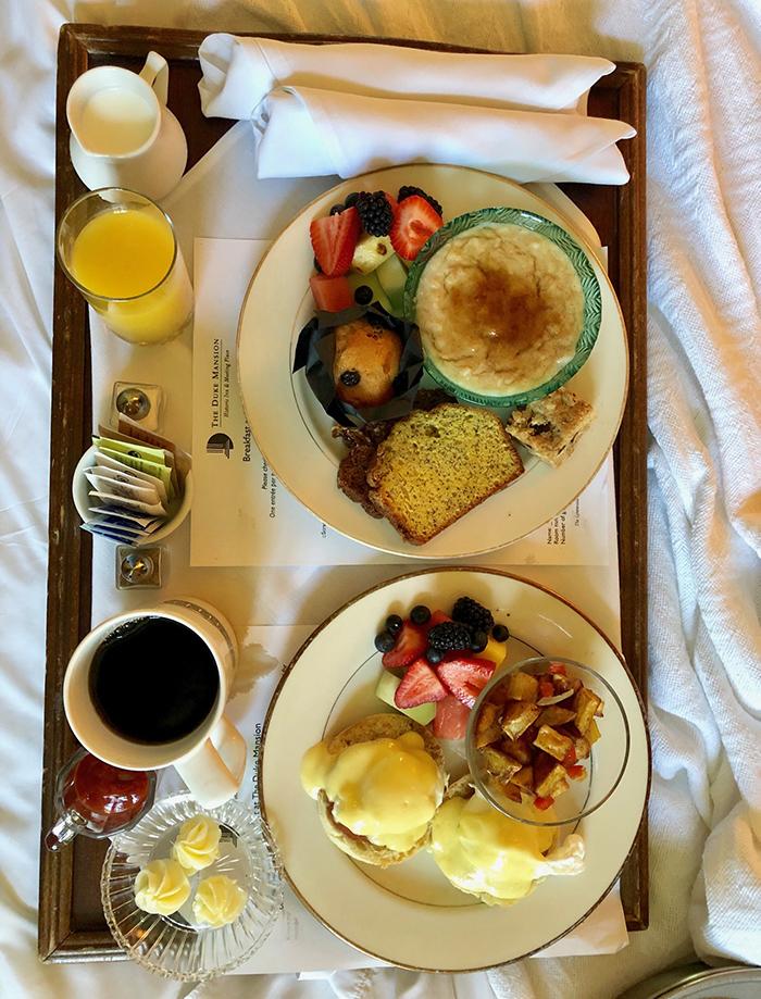 breakfast at duke mansion charlotte