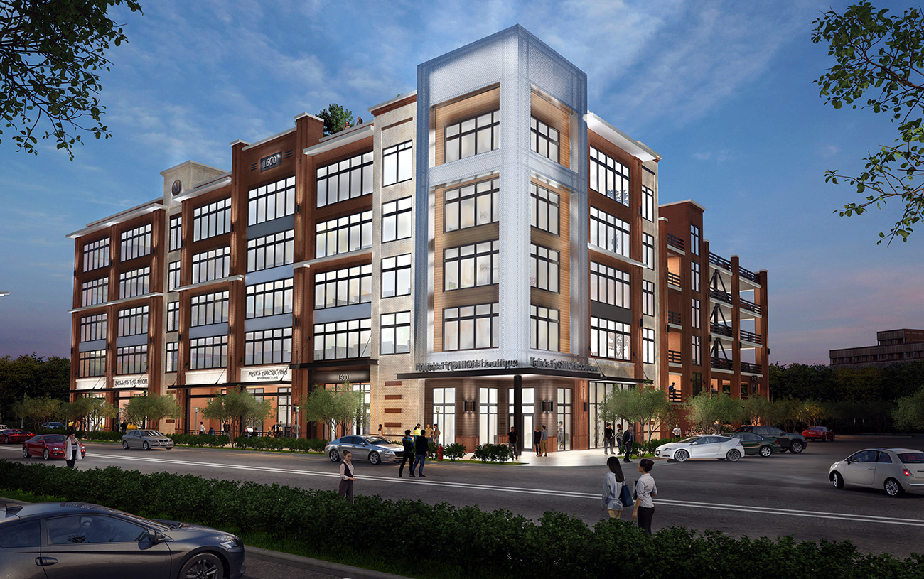 Transformational five-story mixed-used development coming to Montford next to Angry Ale's