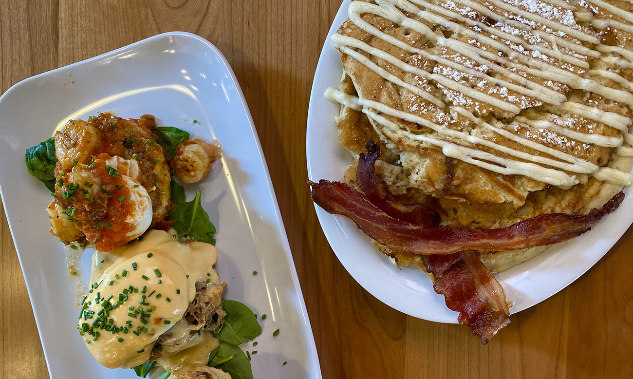 New Orleans-inspired brunch spot named Ruby Sunshine now open in South End