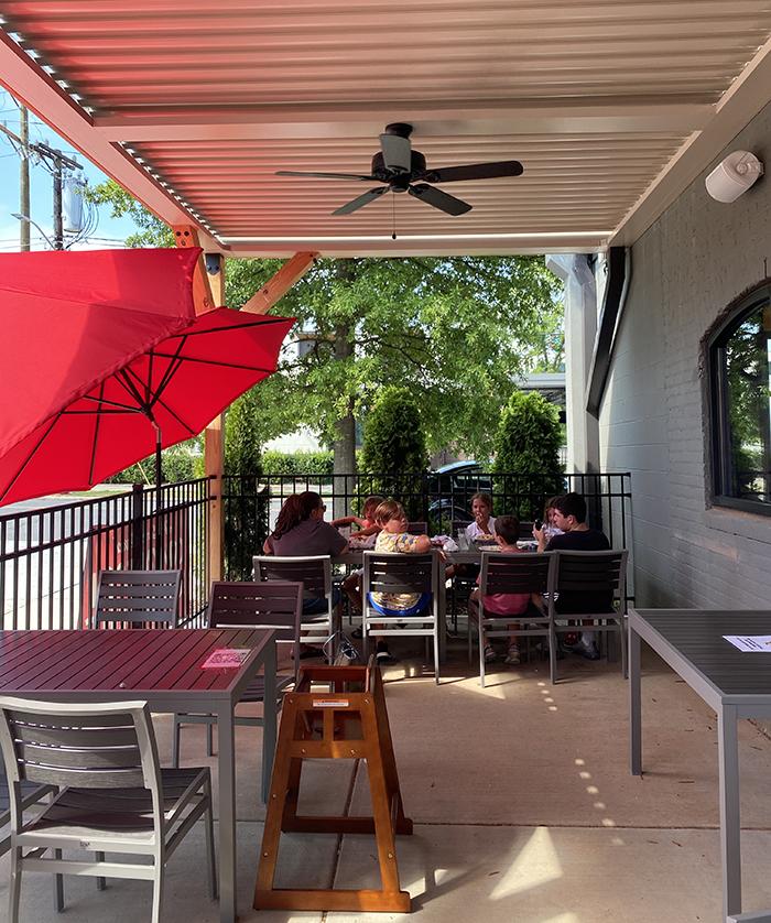 ruby sunshine patio