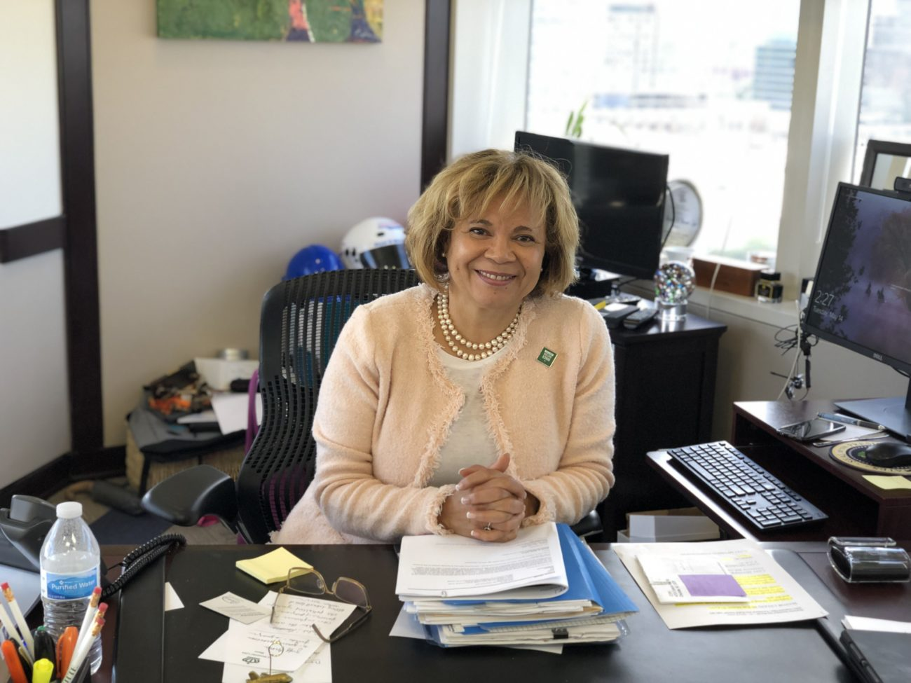 Charlotte Mayor Vi Lyles