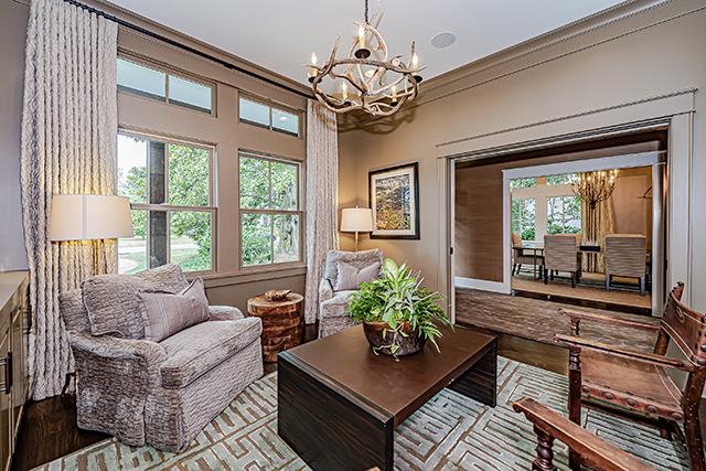 1227 Coddington Place living room