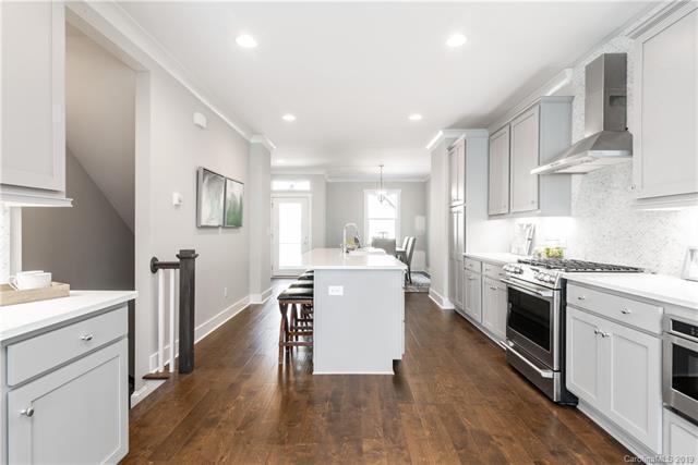 1609 Chatham Ave kitchen