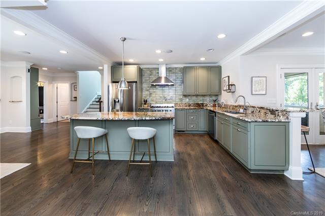 3220 Commonwealth Avenue kitchen