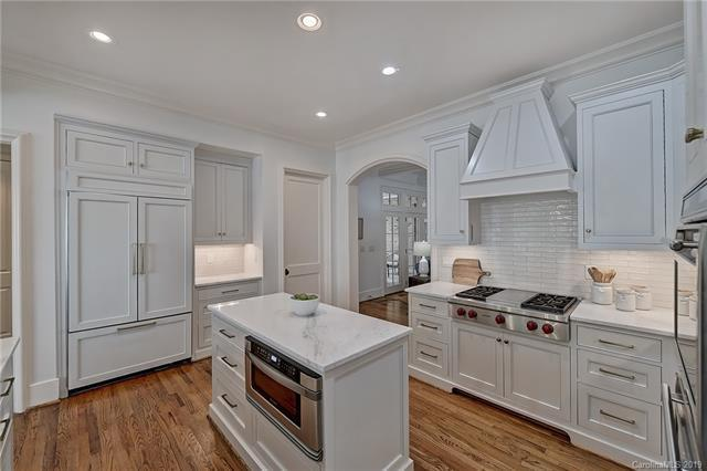 3919 Abingdon Road kitchen