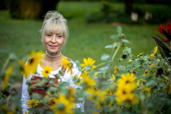 Sheila Deese sunflowers