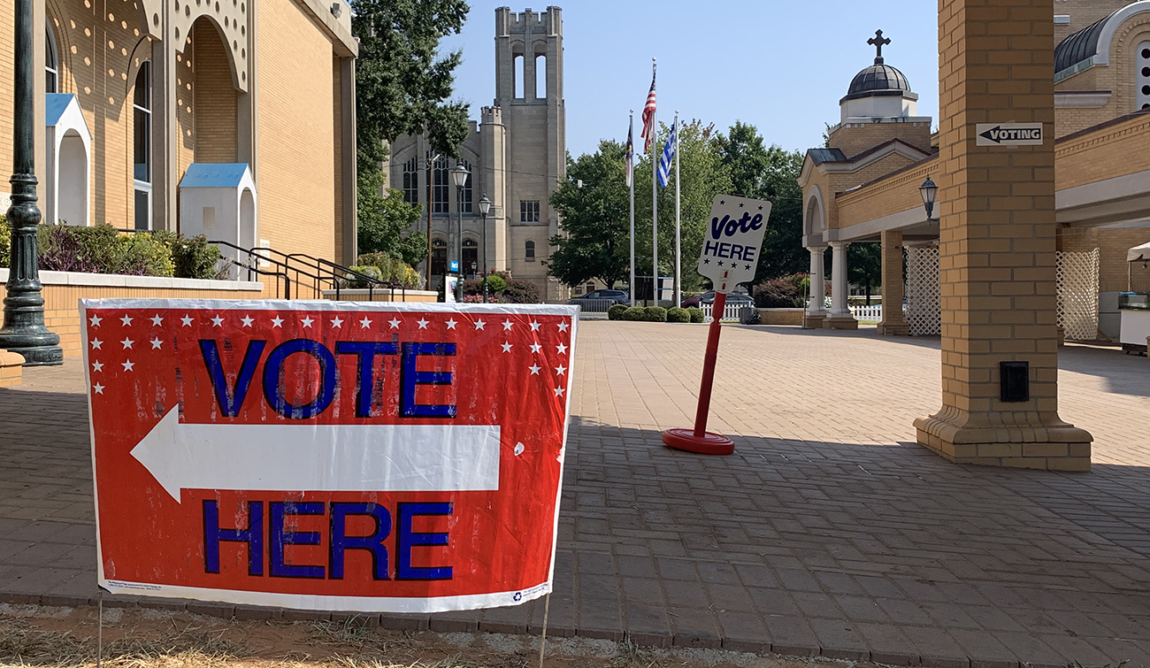 Agenda guide to the primary elections, including polling hours and other races on the ballot