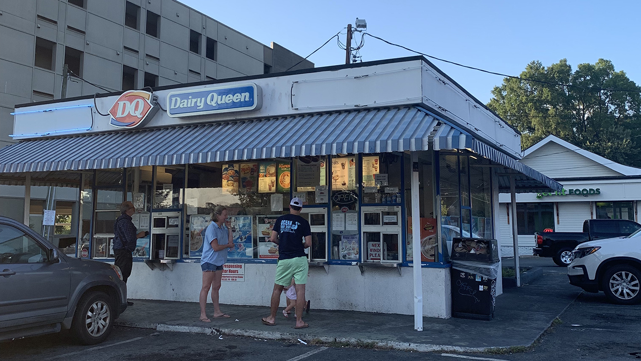 Iconic Dairy Queen in Plaza Midwood will soon close