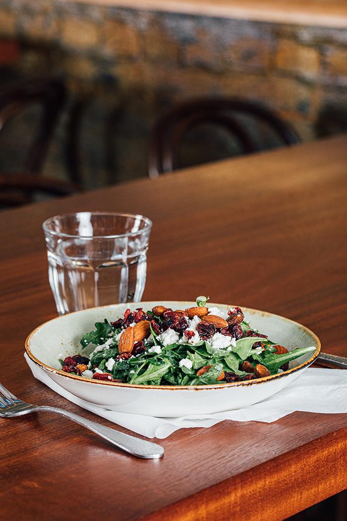 DTRbrunch salad