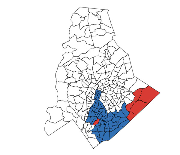 2019-09-10 Mecklenburg County District 9 results