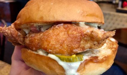 The 21 best chicken sandwiches in Charlotte