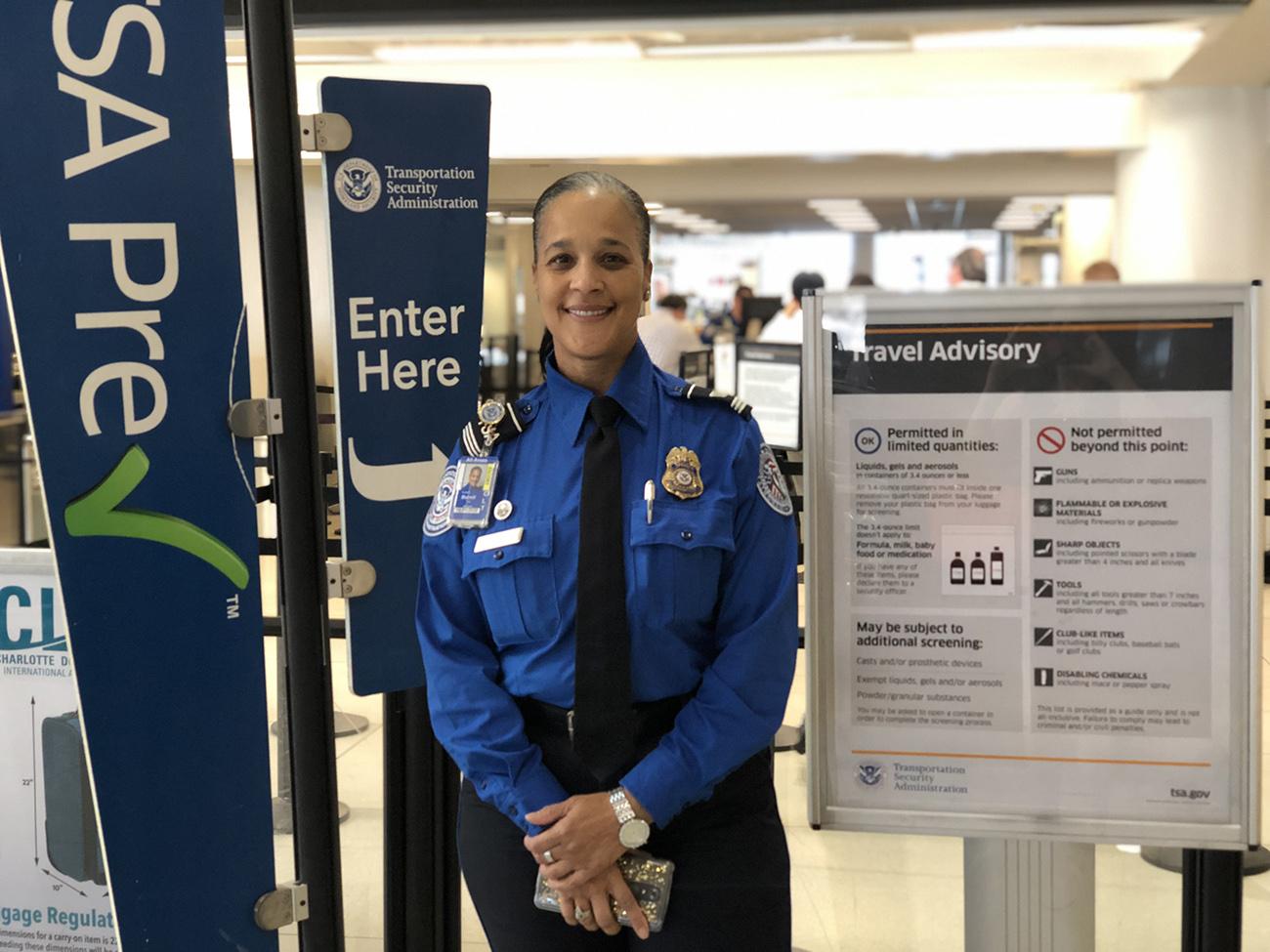 How I Work: 17 questions with TSA officer Dana Burrell