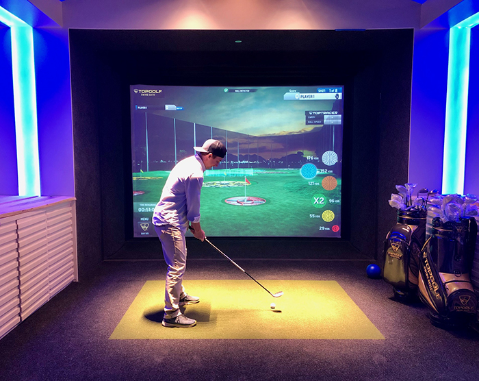 golf at topgolf swing suites in uptown charlotte